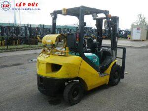 Xe nâng xăng 2.5 tấn KOMATSU FG25C-16 # 731383 giá rẻ