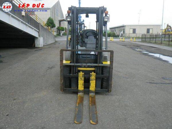 Xe nâng 2.5 tấn xăng KOMATSU FG25C-16 # 731383 giá rẻ