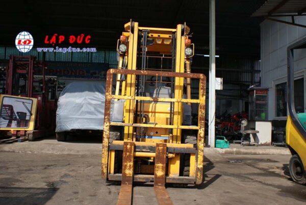 Xe nâng xăng 2.5 tấn KOMATSU FG25T-17 # 714207