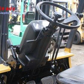 Xe nâng MITSUBISHI máy xăng 1.5 tấn FG15 # 54137 giá rẻ