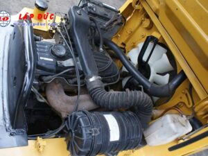 Xe nâng 1.5 tấn xăng MITSUBISHI FG15 # 54137 giá rẻ