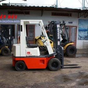 Xe nâng xăng 1.5 tấn NISSAN NAH01-0509 giá rẻ