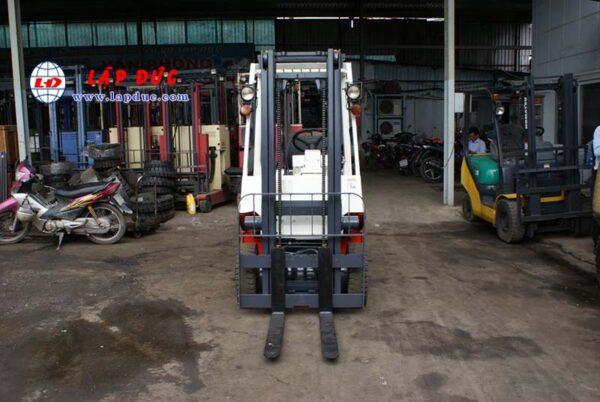 Xe nâng xăng NISSAN 1.5 tấn NAH01-0509 giá rẻ