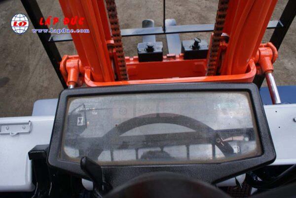 Xe nâng TOYOTA máy xăng 3 tấn 5FG30 # 40377 giá rẻ