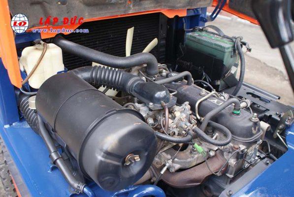 Xe nâng 3 tấn xăng TOYOTA 5FG30 # 40377 giá rẻ