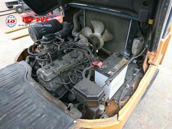 Xe nâng xăng TOYOTA 2.5 tấn 7FGL25 # 12560 giá rẻ