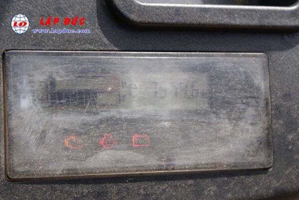 Xe nâng TOYOTA máy xăng 2 tấn 8FGL20 # 33536 giá rẻ
