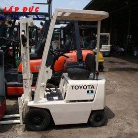 Xe nâng xăng cũ 0.5 tấn TOYOTA FG5 giá rẻ