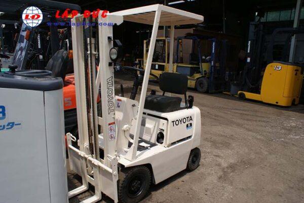 Xe nâng xăng 0.5 tấn TOYOTA FG5 giá rẻ