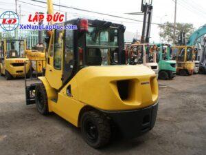 Xe nâng dầu cũ KOMATSU 4 tấn FD40T-10 -135696 giá rẻ