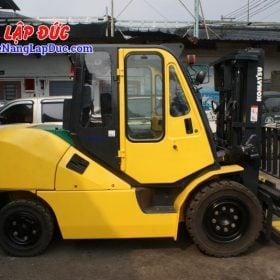 Xe nâng dầu KOMATSU 4 tấn FD40T-10 -135696 giá rẻ