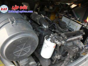 Xe nâng dầu KOMATSU FD40T-10 # 135696