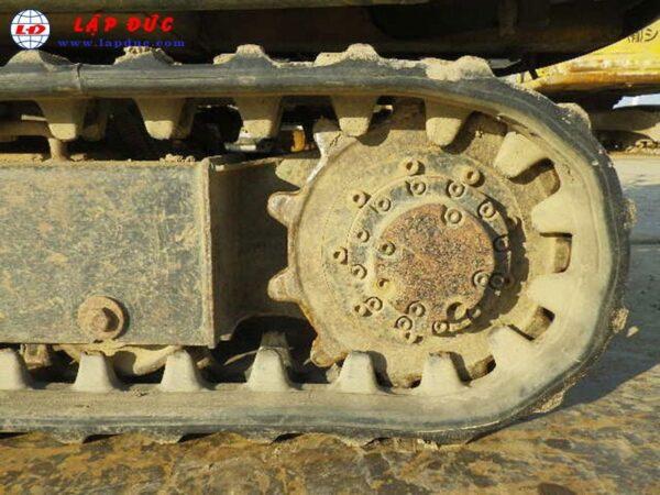 Xe cuốc KOMATSU PC02-1A Gàu 0.3m 4