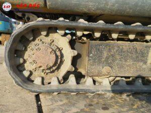 Xe cuốc KOMATSU PC02-1A Gàu 0.3m 6