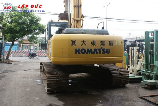 Xe cuốc KOMATSU PC220LC-7