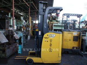 Xe nâng điện đứng lái KOMATSU 1 tấn FB09RS-14