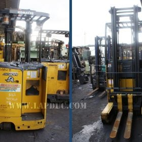 Xe nâng điện KOMATSU đứng lái 0.9 tấn FB09RS-14