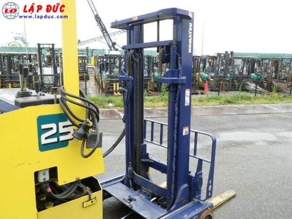 Xe nâng điện đứng lái 2.5 tấn KOMATSU FB25RN-3