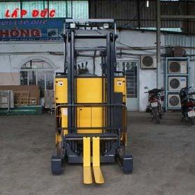 Xe nâng điện đứng lái 1 tấn KOMATSU FB10RL-12 giá rẻ