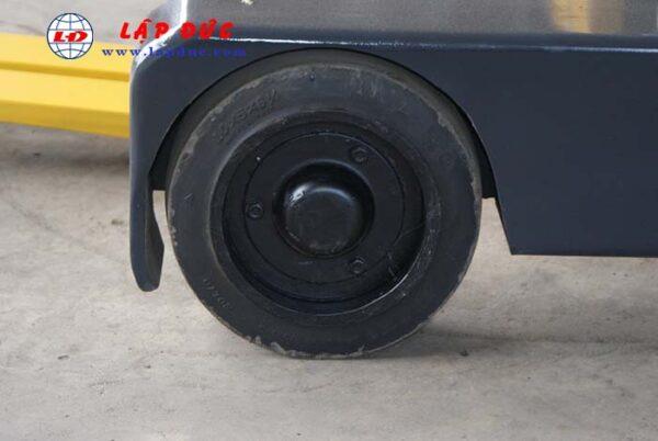 Xe nâng điện đứng lái 1 tấn KOMATSU FB10RL-12