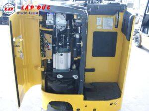 Xe nâng điện KOMATSU 1 tấn đứng lái FB10RL-14 giá rẻ