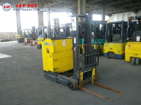 Xe nâng điện đứng lái 1.3 tấn KOMATSU FB13RC-12