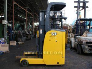 Xe nâng điện đứng lái 1.3 tấn KOMATSU FB13RL-14