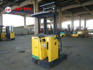 Xe nâng điện đứng lái 1.3 tấn KOMATSU FB13RL-12