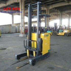 Xe nâng điện đứng lái KOMATSU 1.3 tấn FB13RL-12 giá rẻ