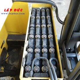 Xe nâng điện KOMATSU đứng lái 1.3 tấn FB13RL-12 giá rẻ