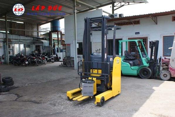 Xe nâng điện đứng lái 1.3 tấn KOMATSU FB13RL-14 - 145115