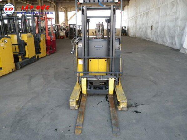 Xe nâng điện đứng lái 1.3 tấn KOMATSU FB13RW-14 1