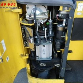Xe nâng điện đứng lái cũ KOMATSU 1.3 tấn FB13RW-14