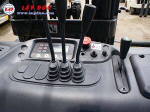 Xe nâng điện đứng lái 1.4 tấn KOMATSU FB14RL-14 2