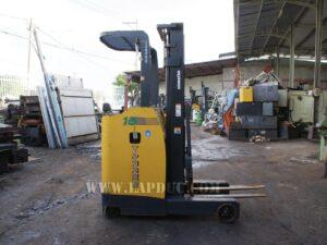 Xe nâng điện đứng lái cũ KOMATSU 1.5 tấn FB15RLF-12