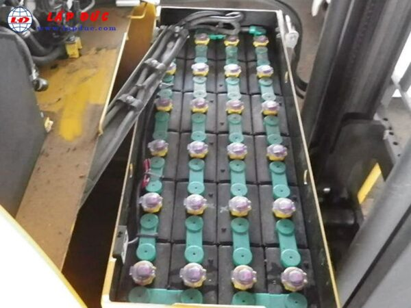 Xe nâng điện đứng lái 1.5 tấn KOMATSU FB15RW-14