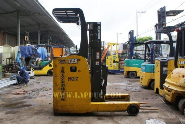 Xe nâng điện đứng lái 1.8 tấn KOMATSU FB18RL-14