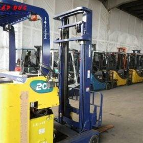Xe nâng điện đứng lái KOMATSU 2 tấn FB20RL-4