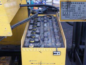Xe nâng điện KOMATSU đứng lái 2 tấn FB20RN-4