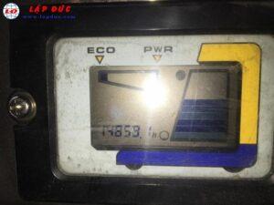Xe nâng điện cũ KOMATSU đứng lái 2 tấn FB20RN-4