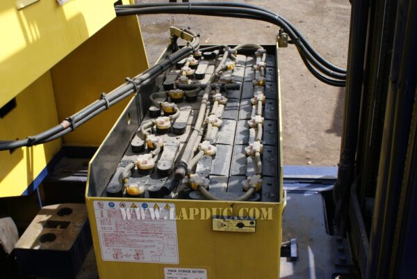 Xe nâng điện KOMATSU đứng lái 2.5 tấn FB25RN-3