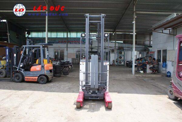 Xe nâng điện đứng lái 1.3 tấn NICHIYU FBR13 giá rẻ