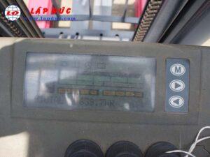 Xe nâng điện NICHIYU 1.3 tấn đứng lái FBR13 giá rẻ