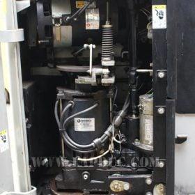 Xe nâng điện đứng lái NISSAN 1.5 tấn U01F15T