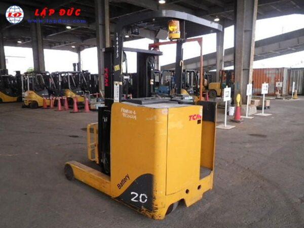 Xe nâng điện đứng lái TCM 2 tấn FRHB20-6