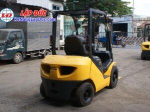 Xe nâng dầu KOMATSU 2.5 tấn FD25T-17 giá rẻ