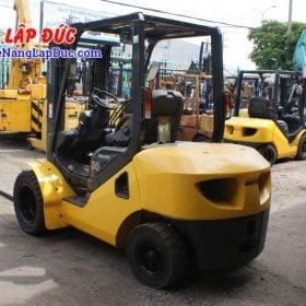 Xe nâng dầu cũ KOMATSU 3 tấn FD30T-17 giá rẻ