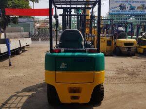 Xe nâng điện KOMATSU ngồi lái 2 tấn FB20EX-11 giá rẻ