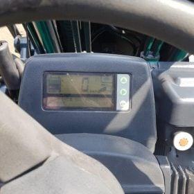 Xe nâng điện cũ KOMATSU ngồi lái 2 tấn FB20EX-11 giá rẻ