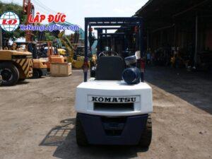 Xe nâng động cơ dầu 3 tấn KOMATSU FD30-10 #23197 giá rẻ